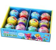 Pinkfong Baby Shark Family Capsule Figure Set 12 Figures Role Play Kids Present