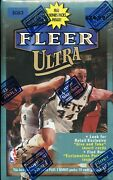 1998-1999 Fleer Ultra Factory Box. Possible Michael Jordan Exclamation Points
