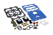 Rebuild Kit Alcohol 4bbl 750-850 Cfm Willys Carb Kit-4aw Includes Needle And Seats
