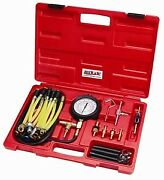 S.u.r. And R Auto Parts Fpt22 Deluxe Fuel Injection Pressure Tester Kit