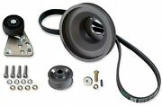Vortech 8e020 250 10 Rib Pulley Pack With 2.50 Supercharger Underdrive Pulley