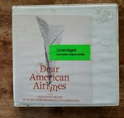 Dear American Airline By Jonathan Miles Audiobook Ex-library