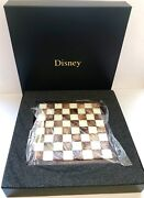 Rare Disney | Winnie The Pooh Pewter Chess Set + Marble Board