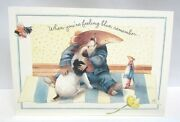6 Vera The Mouse Hallmark Friendship Greeting Cards And Envelopes 1997 Lot 43
