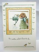 6 Vera The Mouse Hallmark Friendship Greeting Cards And Envelopes 1997 Lot 45