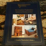Woodworkers Journal The Complete Woodworker Time Tested Projects 2005 Hardcover