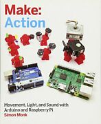 Make Action Movement Light And Sound With Arduino And Raspberry Pi By Monandhellip