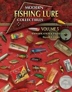 Modern Fishing Lure Collectibles Vol. 5 Identification And Value Guide By Lewandhellip