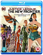 Justice League The New Frontier Commemor Uk Import Blu-ray New