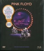 Pink Floyd - Delicate Sound Of Thunder - Restored Re-edited Remixed 2cd/blu-r