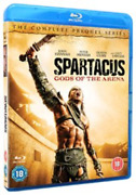 John Hannah, Lucy Lawless-spartacus - Gods Of The Arena Uk Import Blu-ray New