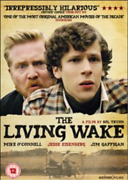 Mike Oand039connell Jesse Eisen...-living Wake Uk Import Dvd [region 2] New