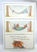 6 Vera The Mouse Hallmark Birthday Greeting Cards And Envelopes 1997 Lot 71