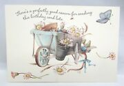 6 Vera The Mouse Hallmark Belated Birthday Greeting Cards And Env 1997 Lot 73