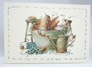 6 Vera The Mouse Hallmark Encouragement Greeting Cards And Env 1997 Lot 79