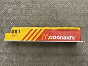 + Mth O Gauge Railking Mcdonalds 414 F40ph Diesel Engine Shell For Parts
