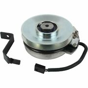 Electric Pto Clutch For John Deere G110 And S240 Mowers - Free Bearing Upgrade