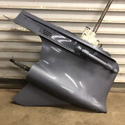 03-09 Yamaha 200-300hp Vz Hpdi Lower Unit 25 -stnd Rot -bobs Low Water Pick Up