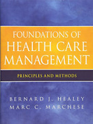 Healey Bernard J./ Marchese...-foundations Of Health Care M Uk Import Book New