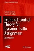 Feedback Control Theory For Dynamic Traffic Assignment 9783319692296   Brand New