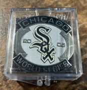2005 Chicago White Sox World Series Dated Press Pin By Balfour