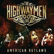 The Highwaymen - Live American Outlaws [new Cd] With Blu-ray, Boxed Set
