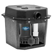 92072 1/3 Hp Pre-assembled Submersible Remote Sink Drain Pump System By Superior