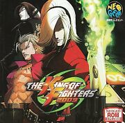 The King Of Fighters 2003 Neo Geo Japan Version
