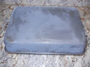 Calphalon Commercial Covered Roasting Pan 18 X 12 X 8 Anodized Made In The Usa