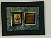 Martin Luther King Jr. Stamp Framed 15 Cent 1979