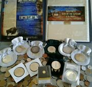 World/foreign Coins, Crown Size Silver Coins And Gold Coin Collectibles
