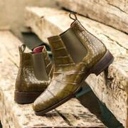 The Goodyear Welt Chelsea Boot Classic Model 4624 From Robert August
