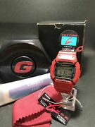 Extremely Rare Dead Stock Class Gshock Dw5600ed4 Speed 1996 First Protector