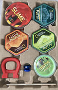 National Geographic Mega Slime Kit Lab 4 Types Of Slime And 4 Types Of Putty New