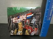2004 Wotc G.i Joe Premier Edition Trading Card Game 24 Pack Sealed Booster Box