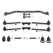 Moog Replacement 13 Pc Suspension For Chevy Gmc S10 Blazer Jimmy Sonoma 2wd