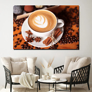 Spice It Up With Coffee Cafe And Coffee Canvas Art Print For Wall Decor