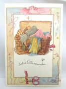 6 Vera The Mouse Hallmark Love Greeting Cards And Envelopes 1997 Lot 84