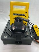 Puj1401e Two Speed Economy Electric Hydraulic Pump 4/3 Manual Valve 230v Fo