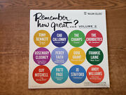 1962 Mint-exc Various Remember How Great... Volume 2 Million Sellers 69409 Lp33