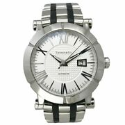 Tiffanyandco. Atlas Gent Z1000.70.12a21a00a Date Automatic Menand039s Watch Ex++