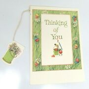 6 Vera The Mouse Hallmark Thinking Of You Greeting Cards And Env 1997 Lot 106
