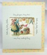 6 Vera The Mouse Hallmark Baby Congrats Greeting Cards And Env 1997 Lot 112