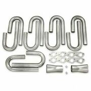 Trick Flow Hbk188sbc Headers 1 7/8 Primary Tubes Kit For Chevy Small Block New