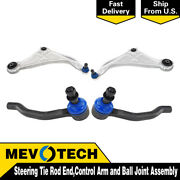 Mevotech 4 Front Tie Rod End Control Arm Ball Joint For 2014-2018 Nissan Altima