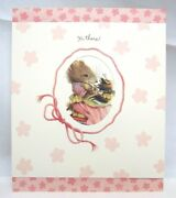 6 Vera The Mouse Hallmark Hi There Greeting Cards And Env 1997 Lot 117
