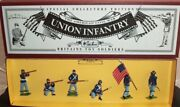 Britains Toy Soldiers Special Collectors American Civil War Union Infanty 8852