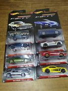 Hot Wheel Camaro Fifty Edition Exclusive Anniversary Collectible 8 Set