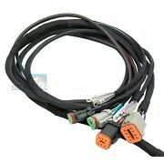 30ft Outboard Ignition Wiring Harness Cable For Evinrude Johnson Omc 176340