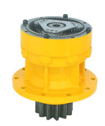 Swing/slewing Gearbox Reduction Lnm0437 For Jcb Js130
